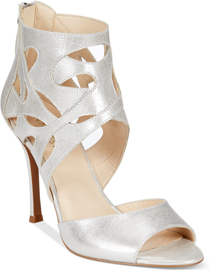 e1358bae9 ... Nine West Fabeyana High Heel Dress Sandals ...