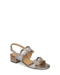 VANELi Hesper Scalloped Slingback Sandal