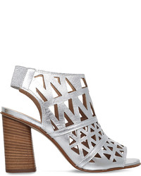 Carvela Kupid Leather Heeled Sandals