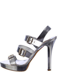 Michael Kors Michl Kors Metallic Sandals
