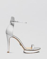 Michael Kors Michl Kors Platform Evening Sandals Doris High Heel
