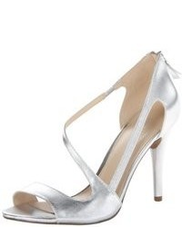 Nine West Simplistic Leather Dress Sandal