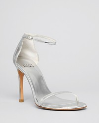 Stuart Weitzman Open Toe Sandals Nudistsong High Heel