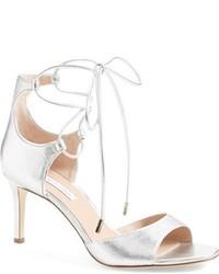 Diane von Furstenberg Rimini Ankle Wrap Sandal
