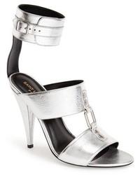 Saint Laurent Fetish Ankle Strap Sandal