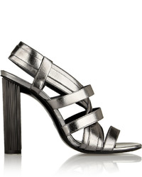 Robert Clergerie Sold Out Dirsta Metallic Leather Sandals