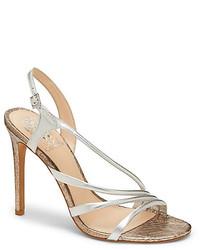 Vince Camuto Tiernan  Asymmetrical High Heel Sandal