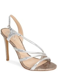 Vince Camuto Tiernan Strappy Leather Sandal