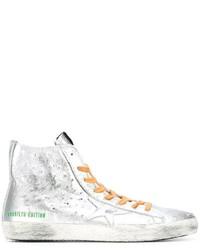 Golden Goose Deluxe Brand Francy Hi Top Sneakers
