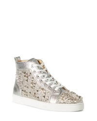 3db4c29ea73 Men's High Top Sneakers by Christian Louboutin | Men's Fashion ...