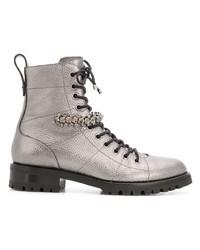 Jimmy Choo Cruz Combat Boots