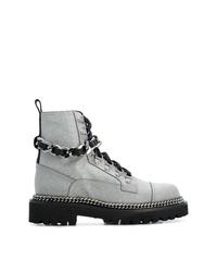 Balmain Med Boots