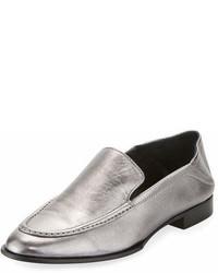 Rag & Bone Alix Metallic Leather Convertible Loafer