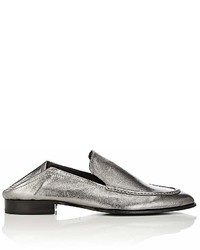 Rag & Bone Alix Metallic Leather Loafers
