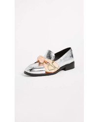 Jeffrey Campbell Bollero Scarf Loafers