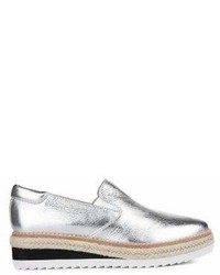 Kenneth Cole New York Rainer Leather Platform Loafers