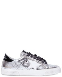 20mm may metallic quilted sneakers medium 3670565
