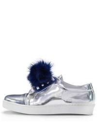 Miista Adalynn Metallic Sneakers