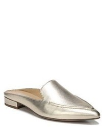 Franco Sarto Sela Leather Mules
