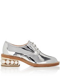 Nicholas Kirkwood Casati Specchio Leather Oxfords
