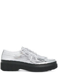 Creeper fringed shoes medium 5251793