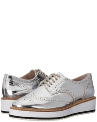 Shellys London Emma Platform Oxford Flat Shoes