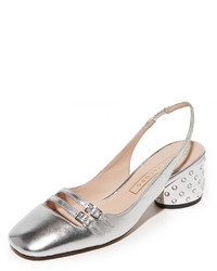 Marc Jacobs Bette Slingback Pumps
