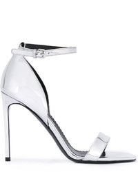 Stella McCartney Open Toe Strap Pumps