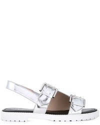Opening Ceremony Mirror Monk Strap Sandals