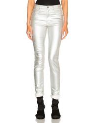 Etoile Isabel Marant Isabel Marant Etoile Ellos Metallic Jeans