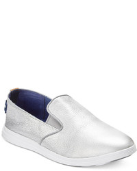 Cole Haan Ella Grand 2 Slip On Sneakers Shoes