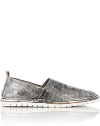 Marsèll Marsll Metallic Slip On Sneakers