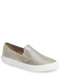 Seaside perforated slip on sneaker medium 3752302