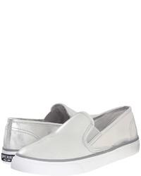 Sperry Top Sider Seaside Metallic Slip On Shoes