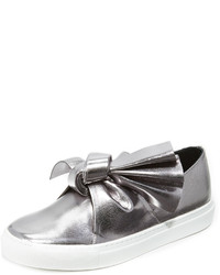Cédric Charlier Cedric Charlier Faux Leather Sneakers