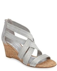 Donald J Pliner Jemi Wedge Sandal