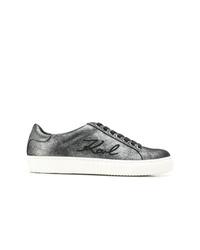 Karl Lagerfeld Kupsole Signia Shimmer Sneakers