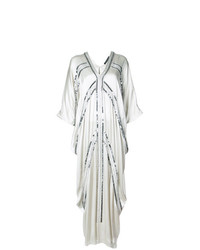 Josie Natori Cocoon Caftan Dress