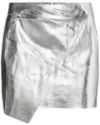 Silver mini skirt original 2098959