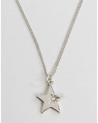 Pieces Hildby Star Necklace