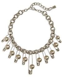 Dannijo Jasen Collar Necklace
