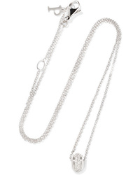 Piaget Possession 18 Karat White Gold Diamond Necklace