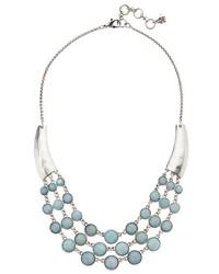 Lucky Brand Seafoam Stone Necklace Necklace