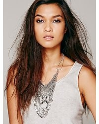 Free People Tylo Statet Necklace