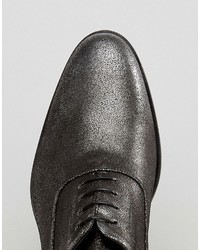 58d480f1 Hugo Boss Boss Hugo By Sigma Metallic Oxford Shoes, $229 | Asos ...