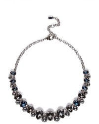 St. John Collection Swarovski Crystal Imitation Pearl Necklace