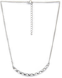 Forever 21 Modern Geo Pendant Necklace