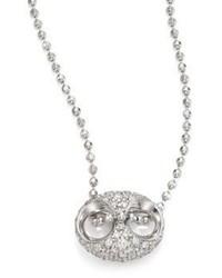 Gucci Mini Diamond Pendant Necklace