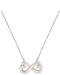 Tiffany & Co. Loving Heart Pendant Necklace