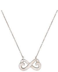Tiffany & Co. Loving Heart Pendant Necklace